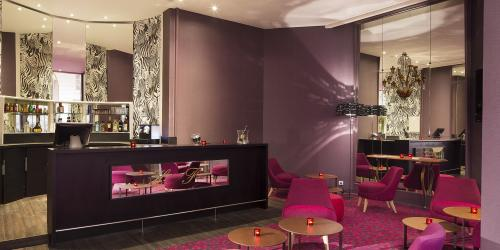 Hotel 4 étoiles Nantes Oceania Hôtel de France -  Bar hotel.jpg