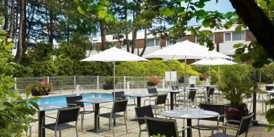 Hotel Escale Oceania Brest Aéroport
