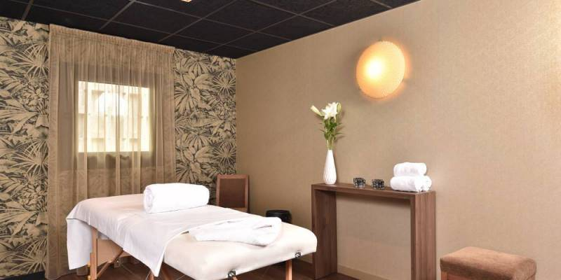 Oceania Hotels - Massage Hotel Oceania Saint Malo