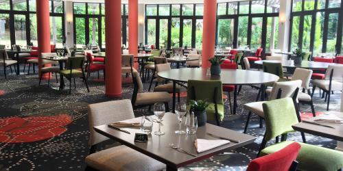 Hotel 4 etoiles Oceania Nantes Aéroport - Restaurant hotel.jpg