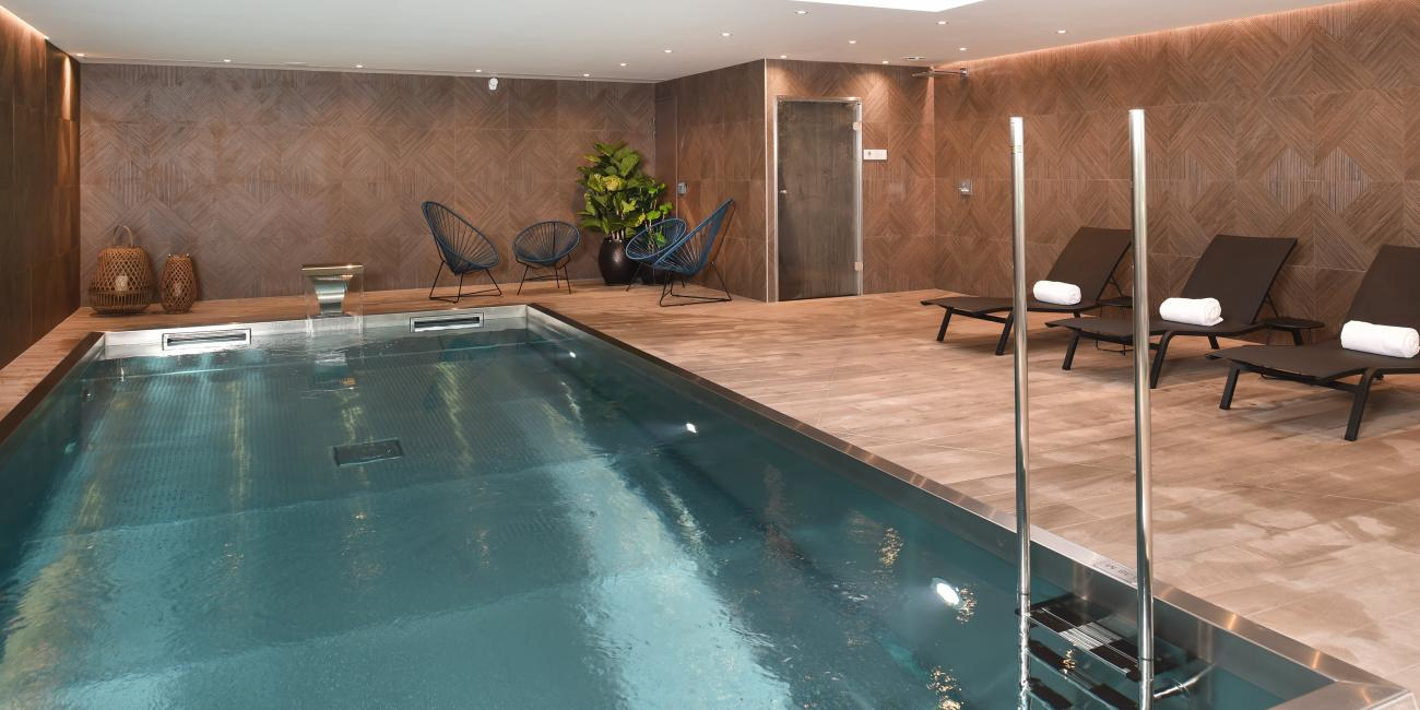 Wellness area Hotel Oceania Saint-Malo 4*