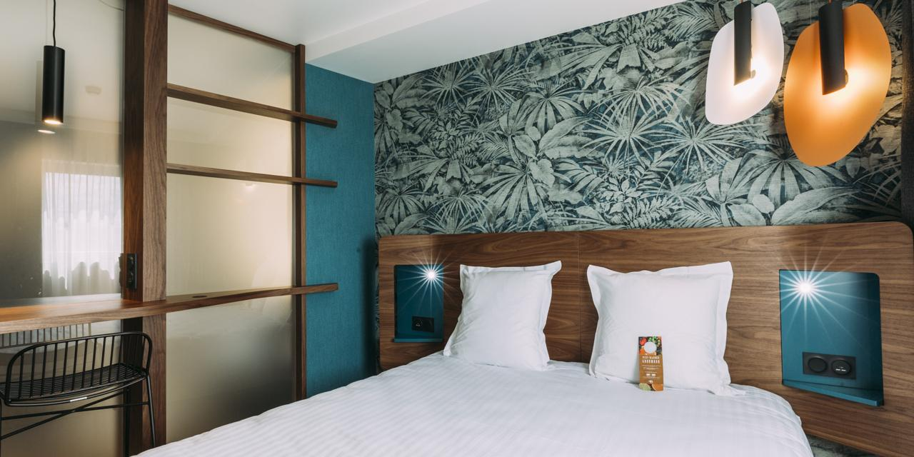 Hotel 4* Oceania Paris pte de Versailles - New Room Concept