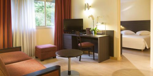 Hotel 3 étoiles Brest aéroport Escale Oceania -Suite.jpg