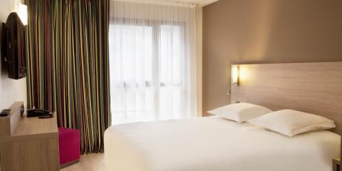 Hotel Escale Oceania Quimper 3 étoiles - Chambre Confort vue ville.jpg