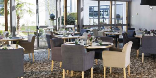 Restaurant - Hotel 4 etoiles Oceania rennes (2).jpg