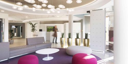 Lobby  - Hotel 4 etoiles Oceania rennes.jpg