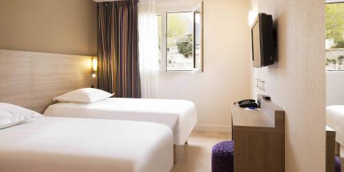 Hotel 3 étoiles Orléans Escale Oceania - Chambre-Confort-Twin.jpg