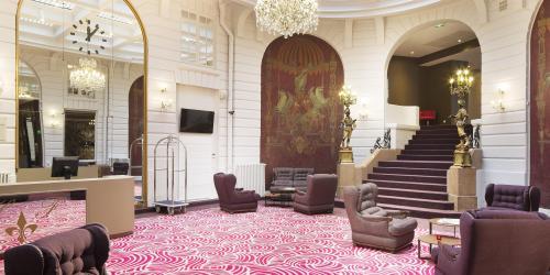 Hotel 4 étoiles Nantes Oceania Hôtel de France -  Hall entrée.jpg