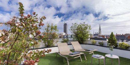 Hotels à Nantes Hôtel 3 Et 4 étoiles En Centre Ville Et à