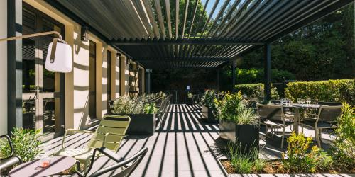 Hotel 3 etoiles Aix en Provence - Hotel Escale Oceania terrasse.jpg