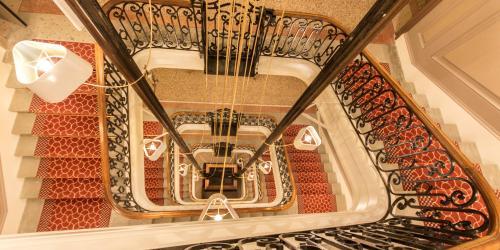 Hotel 4 etoiles Montpellier - Hotel Oceania Le Metropole (38).jpg