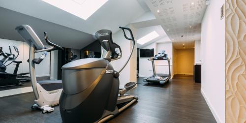 Hotel Oceania Le Metrople Montpellier - Hotel Spa 4 etoiles Montpellier - Salle Fitness.jpg