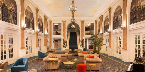 Hotel Oceania 4 etoiles Univers Tours - Hall.jpg