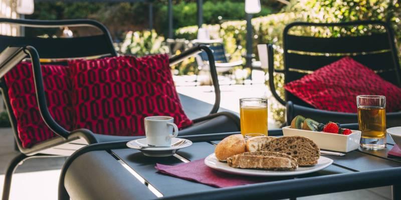 Hotel Escale Oceania Aix en Provence -  Terrace