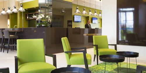Hotel 3 étoiles Orléans Escale Oceania - Lobby hotel.jpg