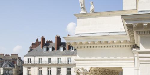Hotel 4 étoiles Nantes Oceania Hôtel de France -  Vue ville.jpg