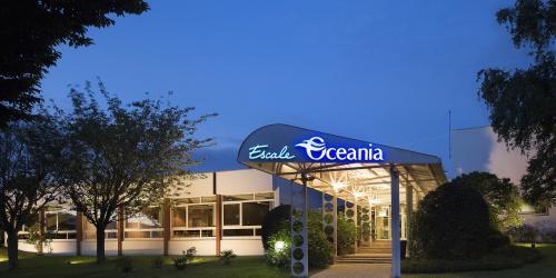 Hotel 3 étoiles Brest aéroport Escale Oceania - Façade-hotel.jpg