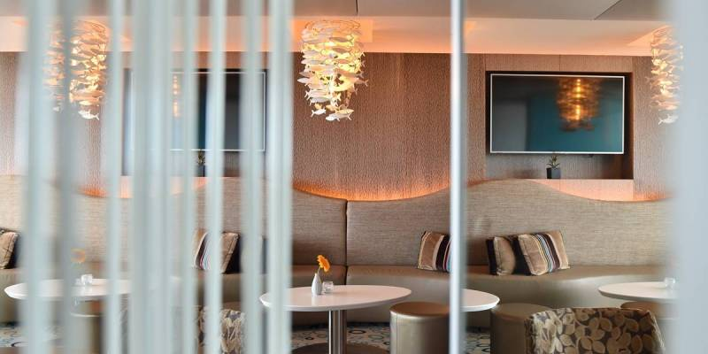 Oceania Hotels - Bar with Sea View Hotel St Malo 4*