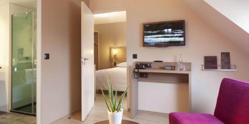 Hotel Escale Oceania Quimper 3 étoiles - Suite-Familiale.jpg
