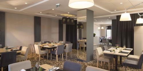 Restaurant - Hotel 4 etoiles Oceania rennes (1).jpg