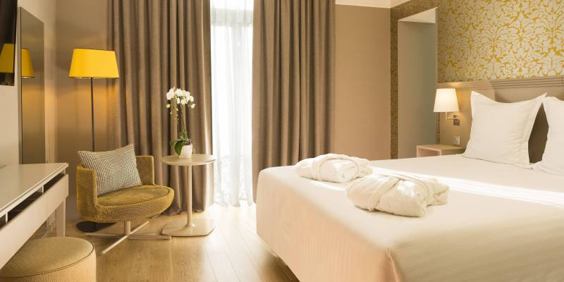 Oceania Hotels - Chambre Le Jura Dijon 4*