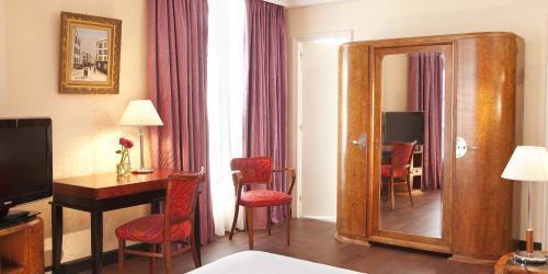 Chambre Supérieure - Hôtel Le Continental Brest 4 étoiles (5).jpg