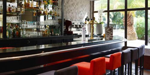 Hotel 4 etoiles Oceania Nantes Aéroport - Bar hotel.jpg