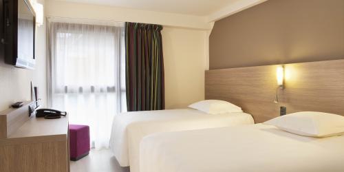 Hotel Escale Oceania Quimper 3 étoiles - Chambre Confort Twin.jpg