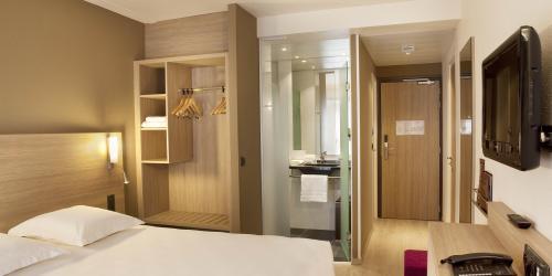 Hotel Escale Oceania Quimper 3 étoiles - Chambre Confort Double.jpg