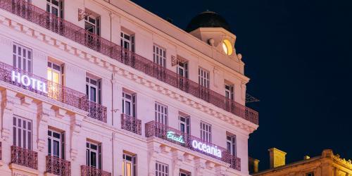 Hotel Marseille Escale Oceania 3 etoiles - Hotel Vieux Port Marseille Facade.jpg