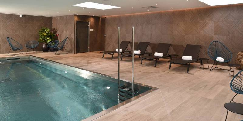 Oceania Hotels - Swimming Pool Hotel St Malo 4*