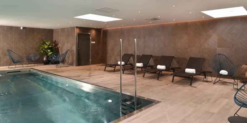 Oceania Hotels - Piscine Spa Hotel Oceania Saint Malo