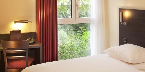 Hotel 3 étoiles Brest aéroport Escale Oceania - Chambre Confort.jpg