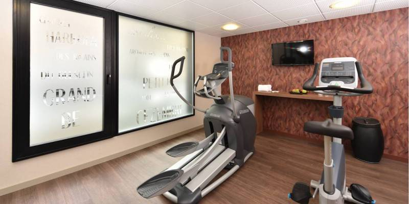 Oceania Hotels - Fitness Spa Hotel St Malo 4*