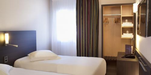 Hôtel Escale Oceania Vannes 3 étoiles - Chambre Confort Twin.jpg