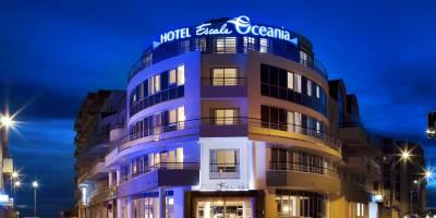 Hotel Escale Oceania Pornichet La Baule