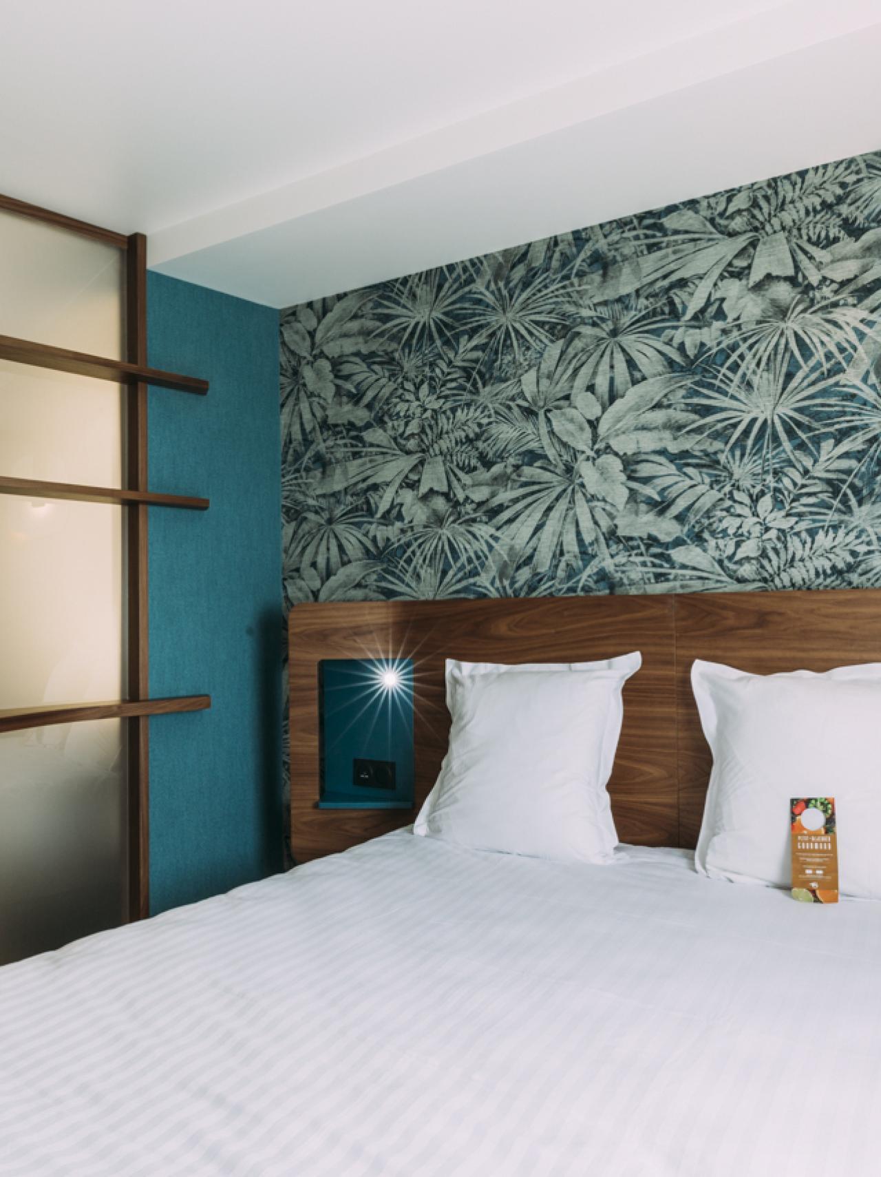 Hotel Oceania Paris pte de Versailles 4 star - New Room