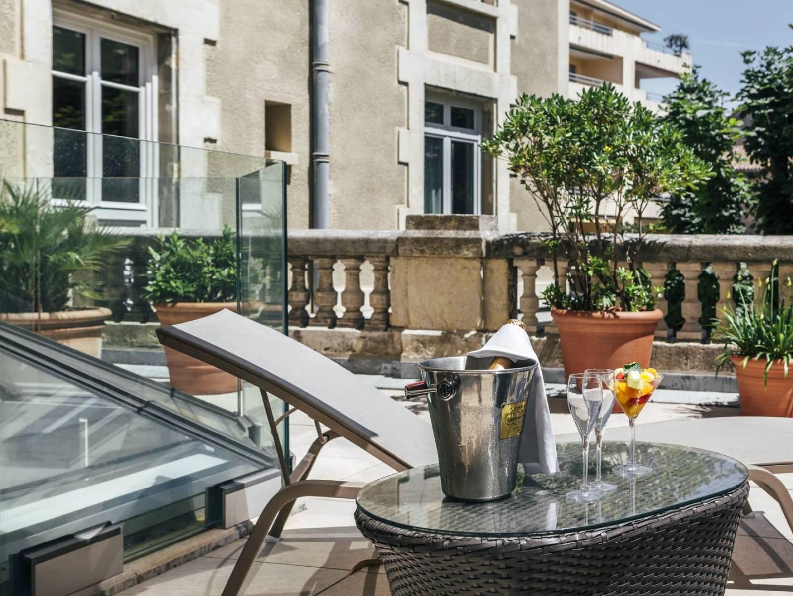 Vidéo de Hotel Oceania Le Métropole**** Montpellier