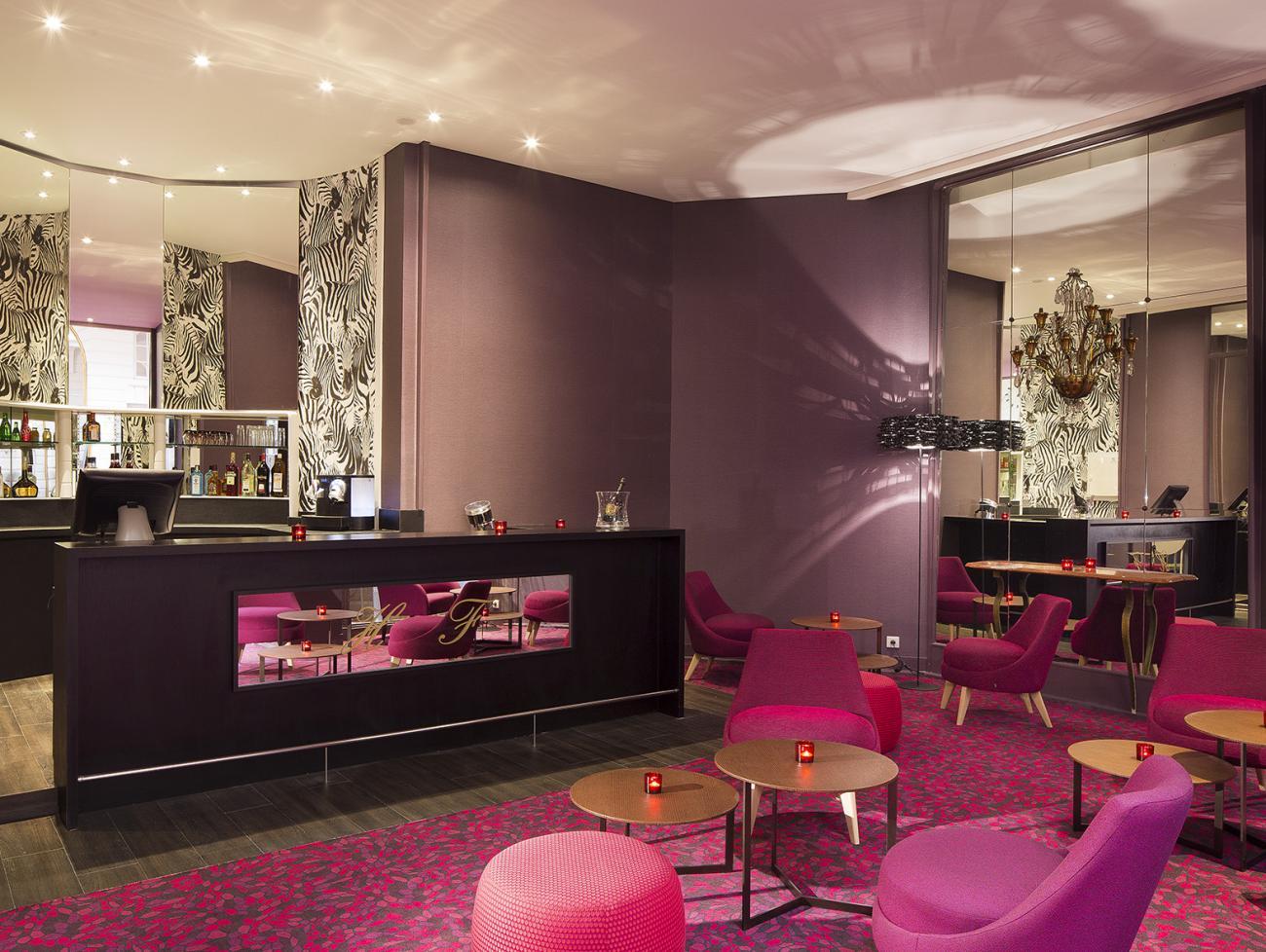 Bar Hotel Oceania Nantes 4 *