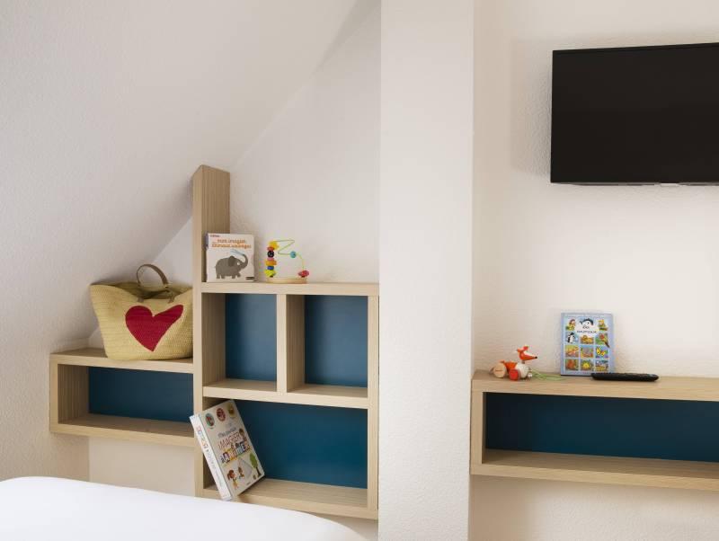 Oceania Hotels - Family Room for children