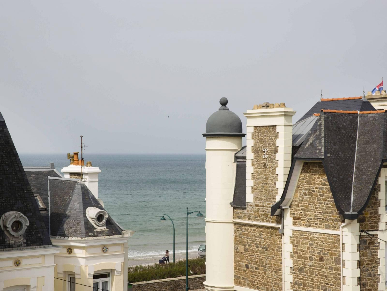 Vidéo de Hotel Escale Oceania Saint-Malo