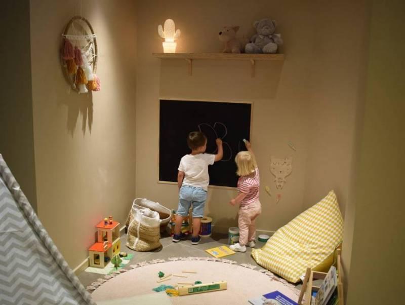 Oceania Hotels - Child playing aera