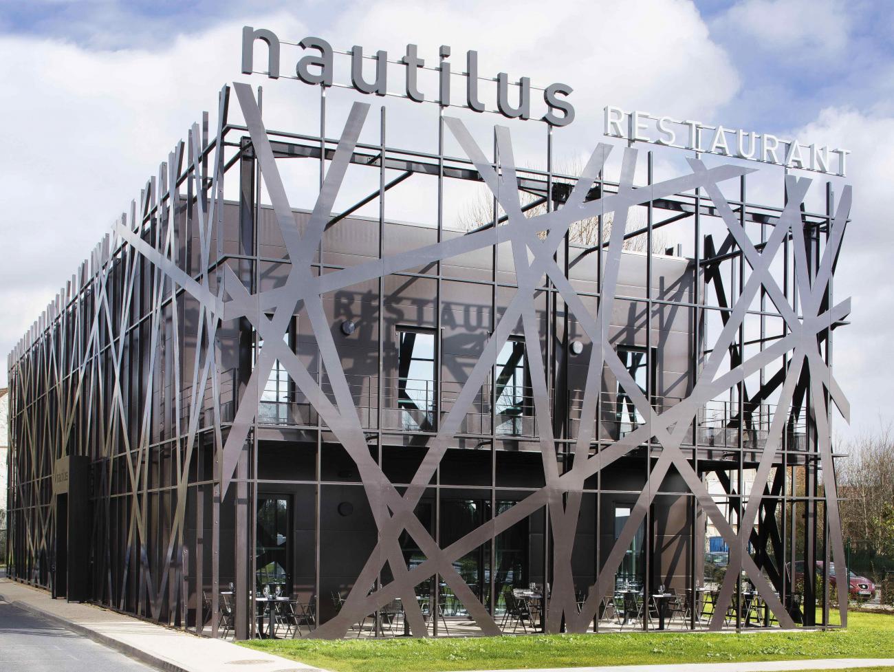 Nautilus Restaurant Roissy