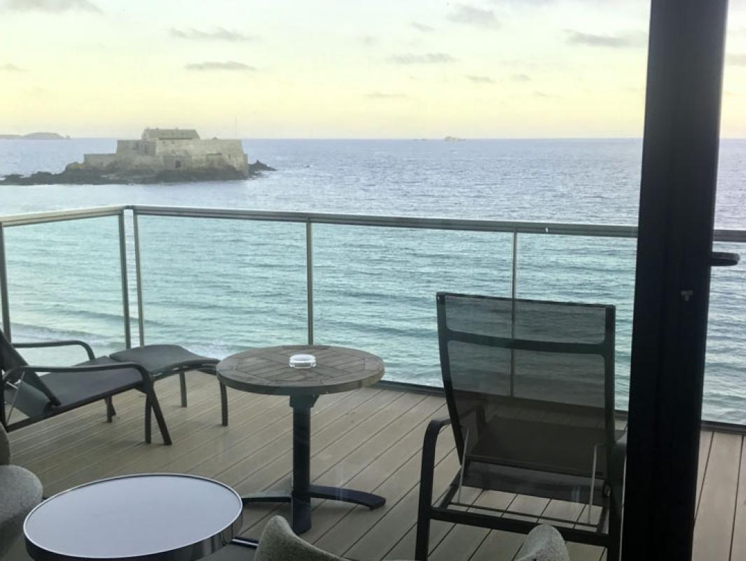Oceania Hotels - Sea view st Malo