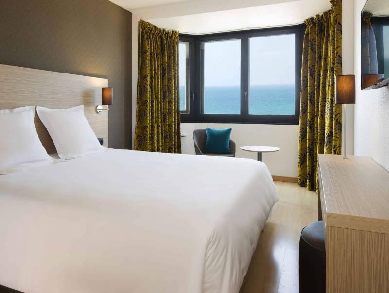 hotel vue mer a st malo - Hotel 3 étoiles Escale Oceania saint malo - Oceania Hotels