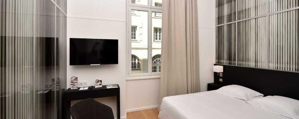 Oceania Hotel de France 4 star Hotel in Nantes - Room 107