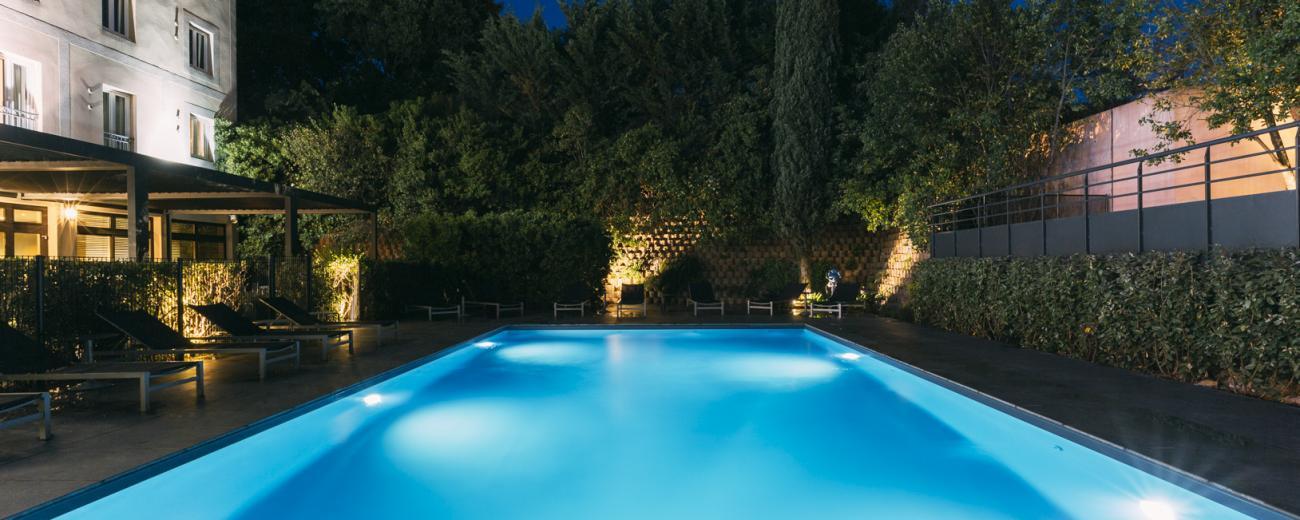 Oceania Hotels - Swimming Pool