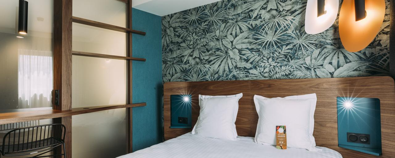 Oceania Paris Pte de Versailles 4* - New Room Concept in Paris