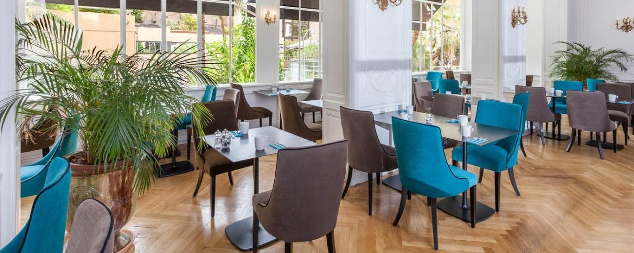 Oceania Le Métropole**** Montpellier Hotel - Restaurant