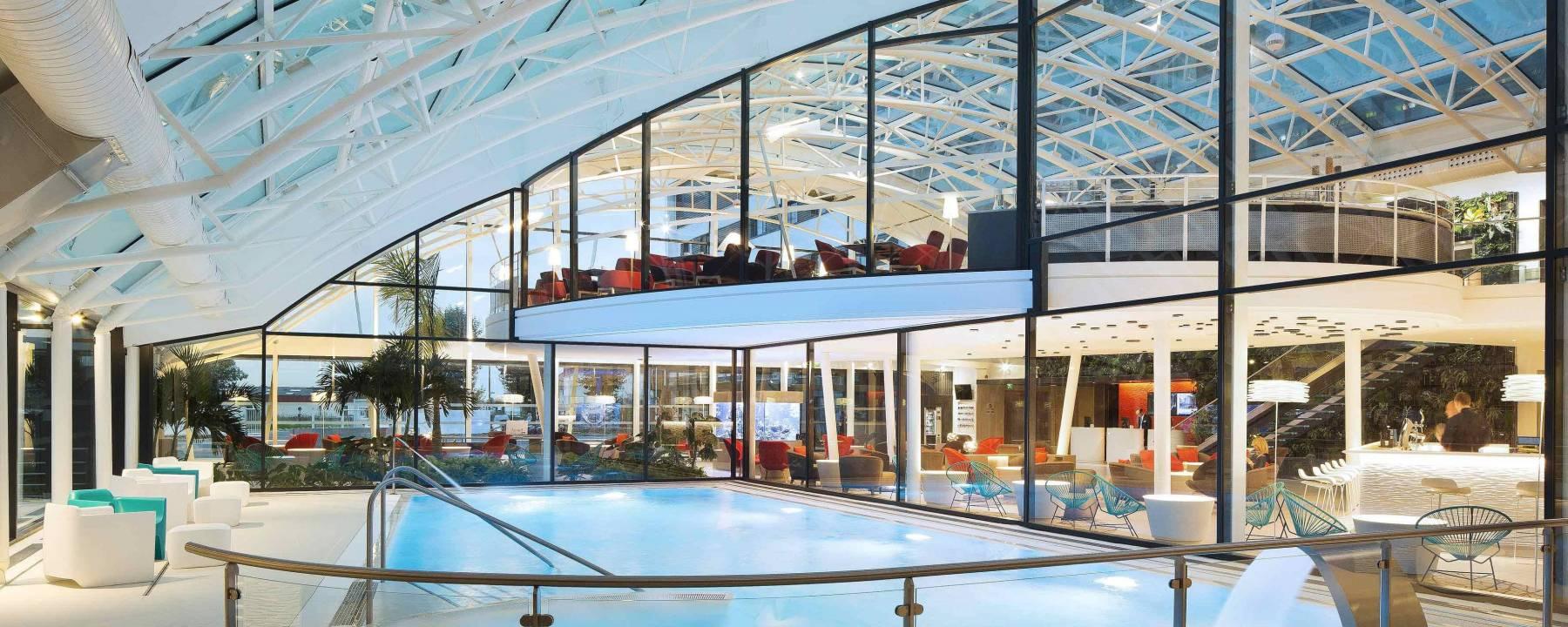 Hotel Oceania 4 Paris Aeroport Roissy Charles De Gaulle Hotel